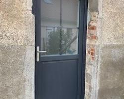 Porte d'entrée - Neuville aux bois - Dezidéo